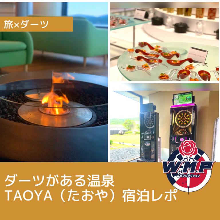 【鳥羽】ダーツのある温泉!?大江戸温泉TAOYAにスイカがお泊まりしました